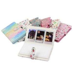Image 4 - 96 جيوب 3 بوصة ألبوم صور ل Fujifilm لحظة صغيرة 8 أفلام Instax كاميرا 9 7s 70 25 50s 90 بطاقة الاسم كتاب