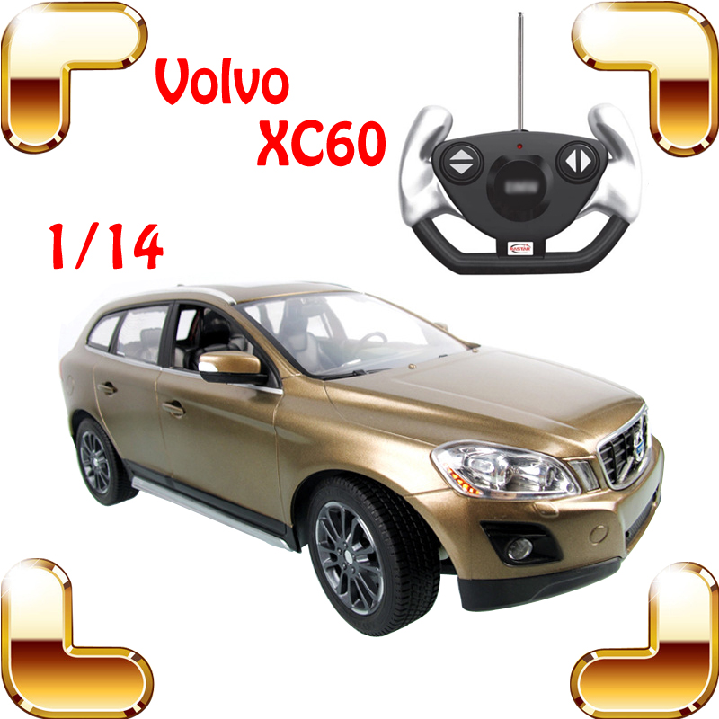 ФОТО New Year Gift 1/14 V XC60 RC Radio Car Big SUV Remote Control Car Buggy Toy Cars RC Drift Truck Vehicle For Fun Present