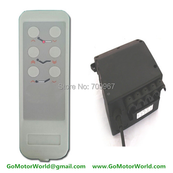 New Control box control system 110-240V AC input 12 or 24V DC output with wire handset for homecare bed electric bed micro inverters on grid tie with mppt function 600w home solar system dc22 50v input to ac output for countries standard use
