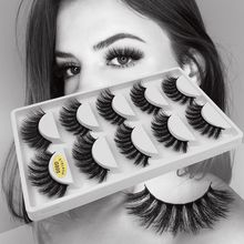 Thick 3d mink lashes false eyelashes natural makeup eye lashes 3d mink eyelashes false eyelash extensions hand made cilio lashes