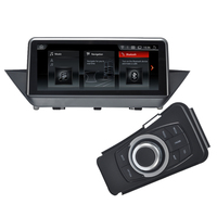 Auto Multimedia Player With Idrive for BMW X1 E84 2009 to 2015 CIC System 10.25 Android 8.1 PX6 Six Core Car GPS Navigation