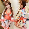 1Pc Fashion Kimono Big Size Role Play Game Uniform Woman Lady Sleepwear Underwear Interest Pajamas