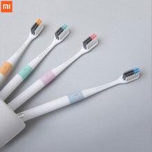 Xiaomi Портативный DOCTOR-B 1 шт. Глубокая чистка Xiaomi зубная щетка уход за зубами зубная щетка гигиена полости рта зубная щетка для взрослых путешествия