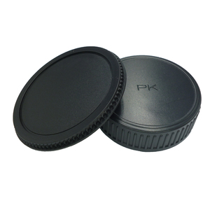 Image 5 - 50 çift/grup kamera gövde kapağı + arka Lens kapağı Canon nikon Sony NEX Pentax Olympus Micro M4/ 3 Panasonic M42 FD kamera yatağı