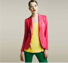 THYY 2018 Spring Short Full Autumn Coat Blazer Women Suit Ladies Refresh Blazers Comfortable Women's Blazers Free Shipping A101