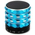 Mais novo k2 mini sem fio bluetooth speaker super bass alto-falantes apoio tf cartão de rádio fm para ios android telefone móvel altavoz