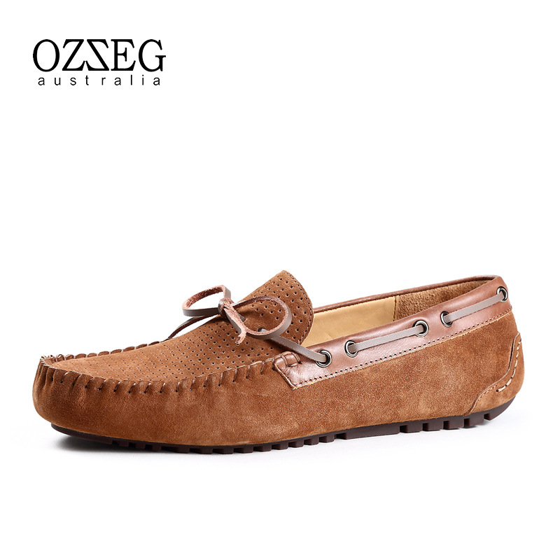 Spring Summer Men Casual Shoes Genuine Leather Men Loafers Moccasins Slip On Men's Flats Loafers Male Driving Shoes Breathable new men leather driving moccasins shoes british hollow men s slip on loafers summer flats men shoes casual comfy breathable