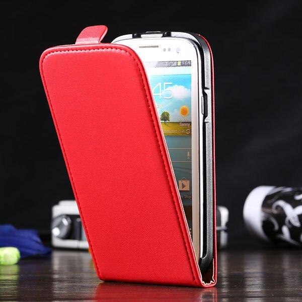 KISSCASE Для Samsung Galaxy S3 S4 Бизнес Кожа Телефон Case для Samsung Galaxy S3 I9300 S4 Магнитный Вертикальная Откидная Крышка мешки