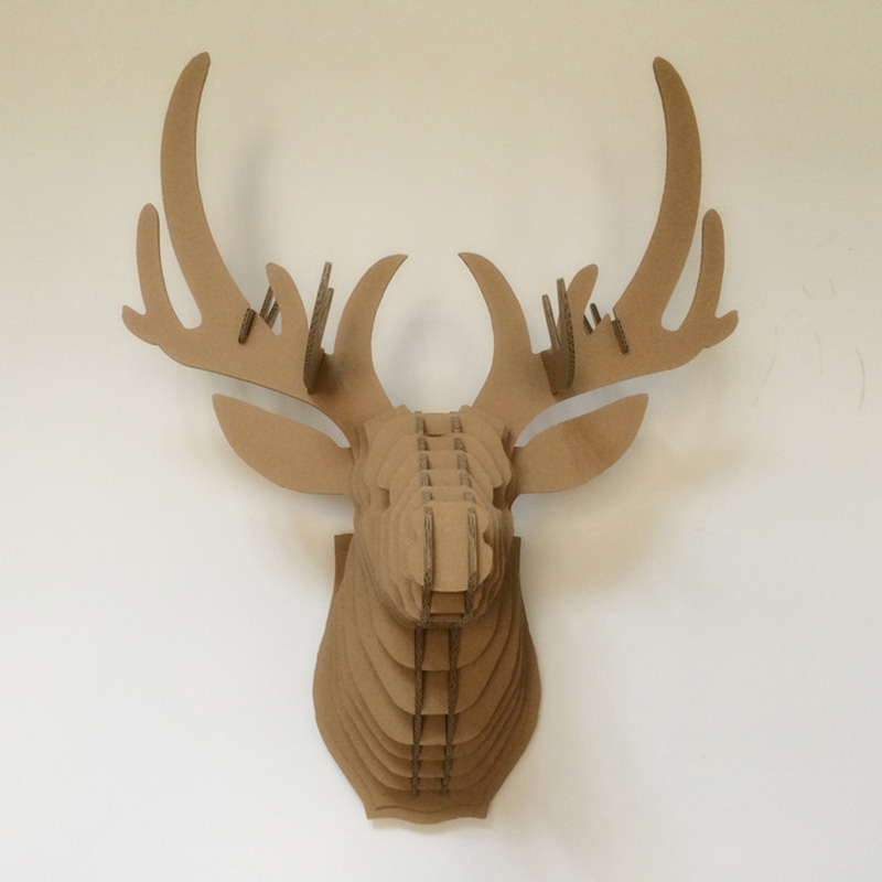 New 10 deer home decor inspiration of best 20 deer decor Home decor crafts with paper