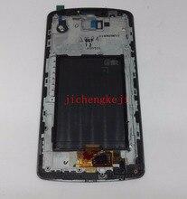 ЖК-дисплей Дисплей + Сенсорный экран планшета + Ассамблея Рамка для LG G3 D850 D855 Pantalla Замена ЖК-белый/черный цвет