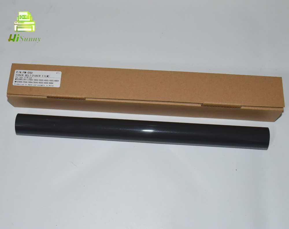 36.66usd long life for Ricoh MPC 5503 4503 6003 2003 3003 2503 MPC3003 mpc2003 mpc4503 fuser film sleeve