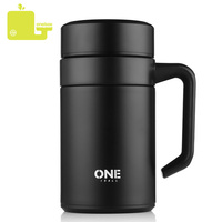 400ml Thermos Cup Travel Mug Steel Coffee Tea Mug with Tea Infuser Thermal Cups Mug Water cup for Tea Mugs Insulated Thermocup