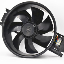 Осевой вентилятор переменного тока 220 В 250FZY2-D 410*285*90 Вентилятор охлаждения шкафа вентилятор 40 Вт 0.27A