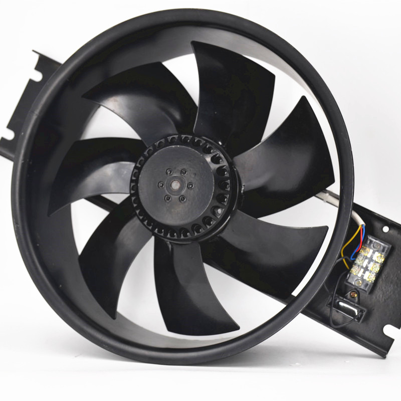 Axial AC fan  220V 250FZY2-D 410*395*90  Cooling Fan Cabinet Blower 40W 0.27A купить