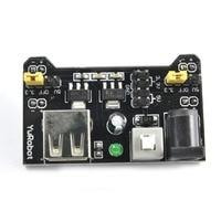 마이크로: 비트 microbit breadboard 전원 공급 장치 모듈 3.3 v 5 v mb102 솔더리스 빵 보드 diy fz0048