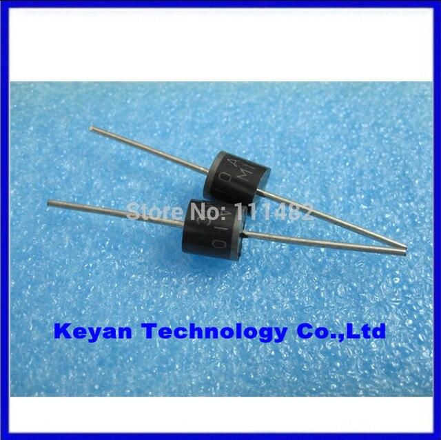 10A10    10 Amp 1000V 10A 1KV Axial Rectifier Diode,22A    200PCS/LOT