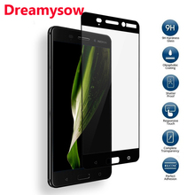 Dreamysow Tam Kapak Temperli Cam Nokia 6 Için 5 3 Sertleştirilmiş Koruyucu Cam Için Nokia6 3 8 7 5 2 ekran Koruyucu Güvenlik Filmi