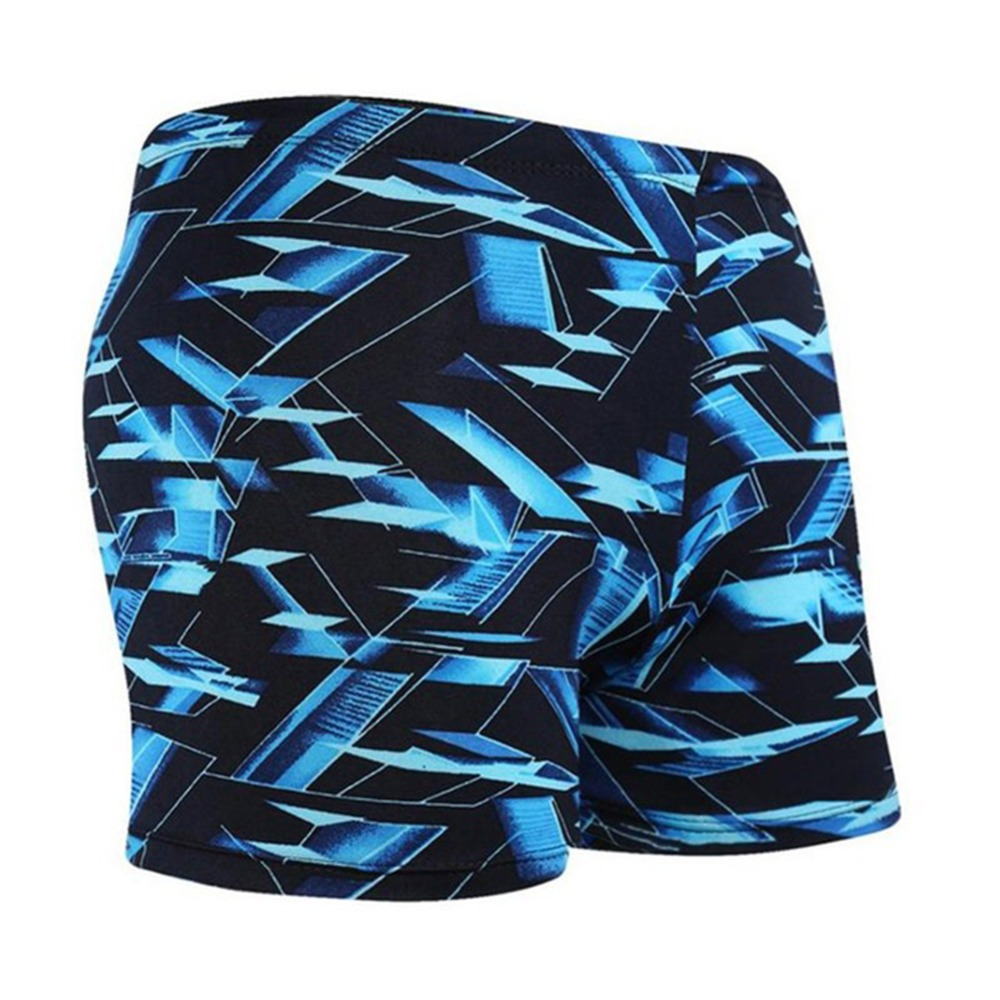 Surfing Shorts Swimsuit Trunks Drawstring Printed Breathable Men's Summer Boy Hot Lightweight