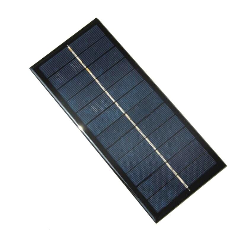 High Quality 2 5w 6v Solar Panel Small Solar Cell Diy 3 7v