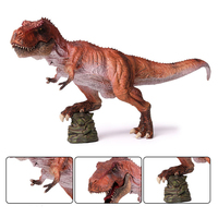 Action Figures Jurassic World Park Tyrannosaurus Rex Dinosaur PVC Toy Collection Model Furnishing Dolls For Kids Christmas Gift