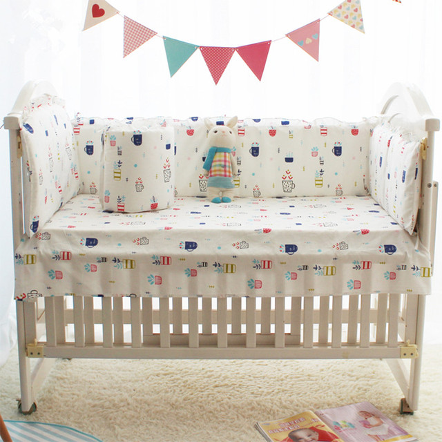 New Print 100 Cotton Baby Bedding Pers Stars Cloud Cartoon Removable Boys And S Uni