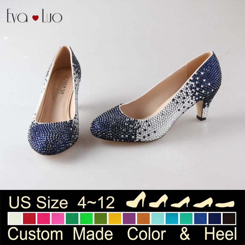 Popular Navy Blue Heel Shoes-Buy Cheap Navy Blue Heel Shoes lots ...