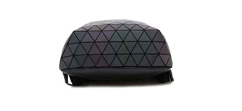 HTB1vs5nKkzoK1RjSZFlq6yi4VXan Luminous Backpacks Women Geometric Laptop Backpack For Men Shoulder Backpack School Holographic Rucksack Female Trave School Bag
