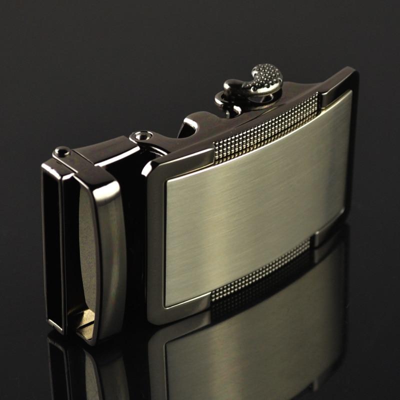 New Genuine Men's Belt Head, Belt Buckle, Leisure Belt Head Business Accessories Automatic Buckle Width 3.5CM LY187068