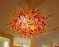 Dale Estilo Moderno Arte Lustre de Teto para Bar Do Hotel Decoração|dale chihuly|chandelier chandelier|modern ceiling chandeliers -