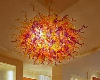 Dale styl nowoczesny sufit lampa sufitowa sztuki żyrandol dla Bar hotelu dekoracji