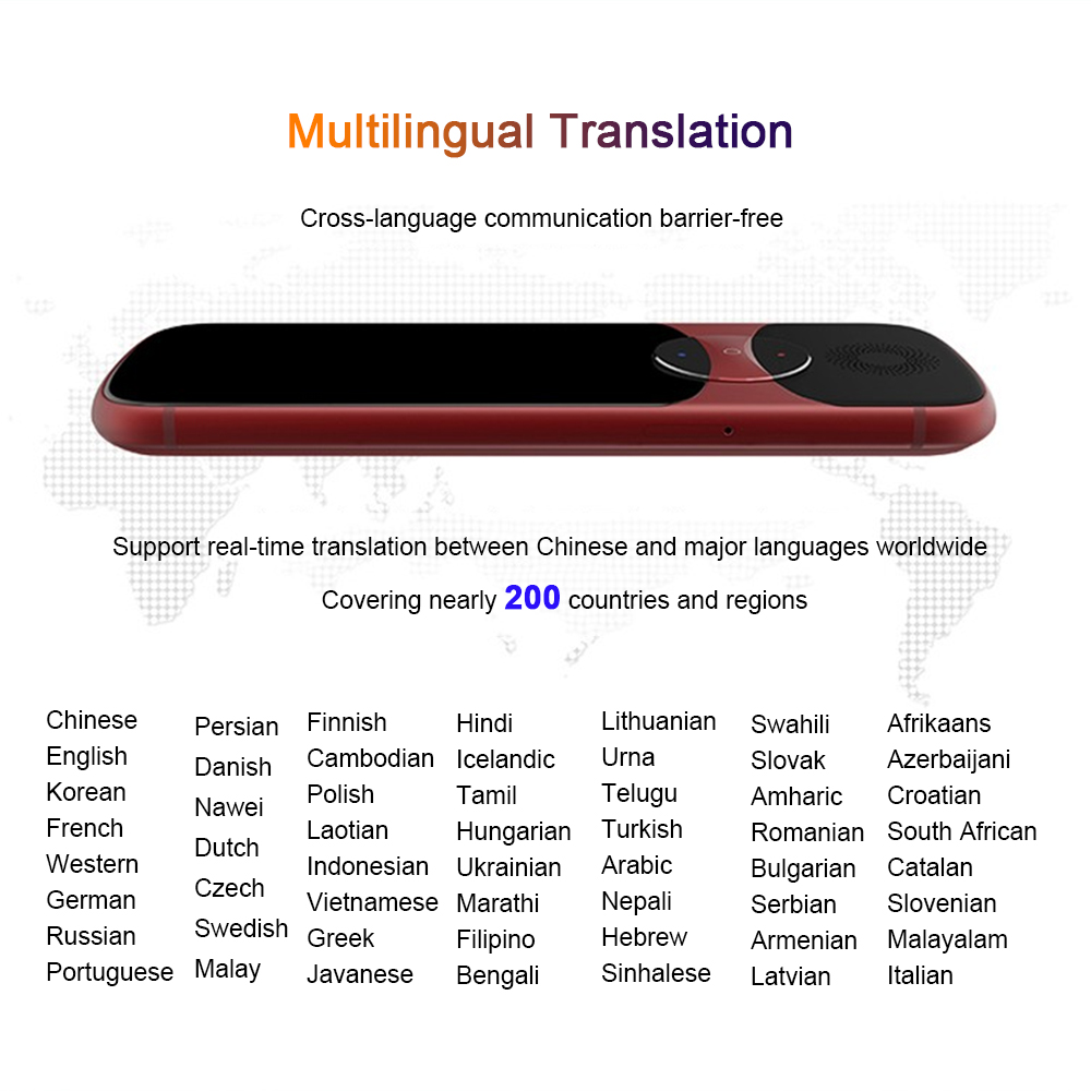 iFLYTEK Languages Translator Voice Xiaoyi 3.0  (5)