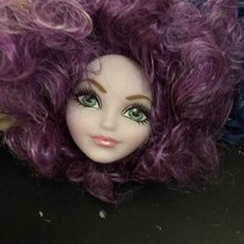 Monster Pop Hoofd met Haar PVC Duivel collection limited(China)