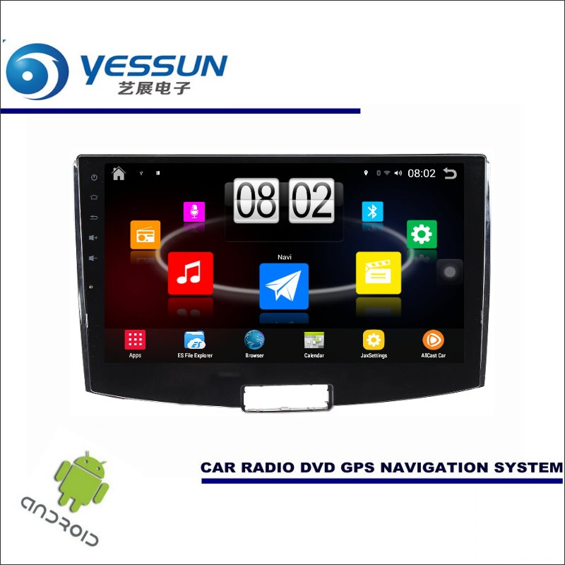 Yessun автомобиля Android мультимедийный плеер для Volkswagen VW MAGOTAN 2012 ~ 2014 Радио стерео GPS nav Navi (без cd DVD) 10.1 HD Экран