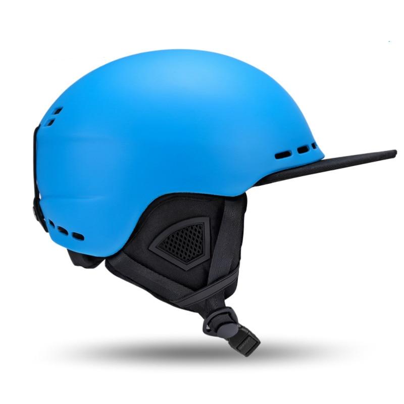 все цены на NANDN Winter Professional Men Sports Skiing Helmet Mountaineering Snowboarding Helmet Women Skating Skateboard Roller Ski Helmet онлайн