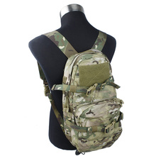 2017 3L capacity portable water bladder backpack Multicam Hydration Military Tactical Pack imported genium fabric 1000D