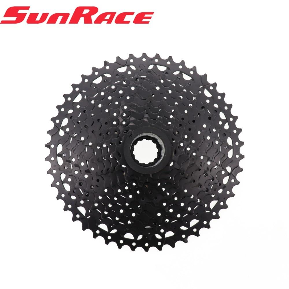 SunRace Cassette 11 Speed 11 46T Freewheel CSMS8 MTB Bike Cassette Wide Ratio bicycle flywheel for