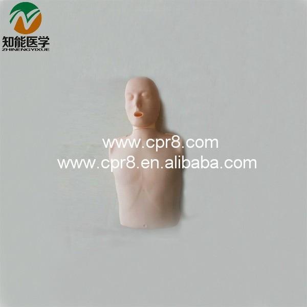 BIX/CPR100B Half-Body CPR Training Manikin, Adult Half Body CPR Manikin Model WBW376 bix 100a half body electronic cpr training manikin electronic adult half body cpr manikin model wbw324