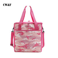 34L Large Capacity Outdoor Picnic Package Refrigerated Bag High Quality Aluminum Foil Lunch Bag