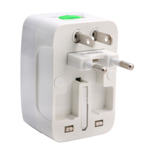 2019 All-in-One Universal Travel Power Plug Adaptor Socket Converter for US UK EU AU