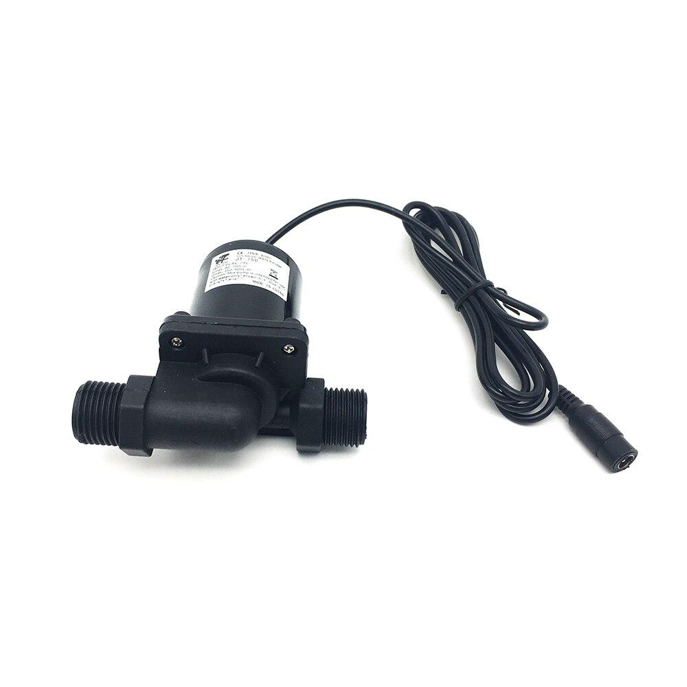 Image 5 - JT 750D Micro Submersible Water Pump DC 12V 24V Low Noise Solar Brushless Pump Max 7M 900L/HPumps   -