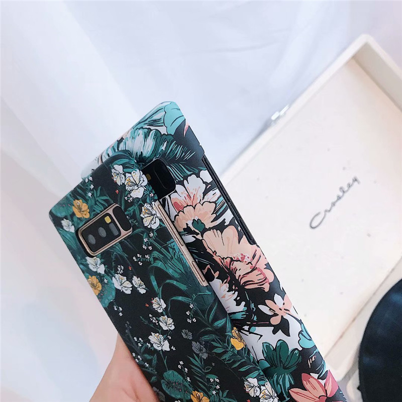galaxy s10 coque feuille