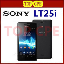 LT25 Original Sony Ericsson Xperia V LT25i Dual Core 3G&4G GPS Wifi 13MP 8GB Storage Android Mobile Phone Free Shipping