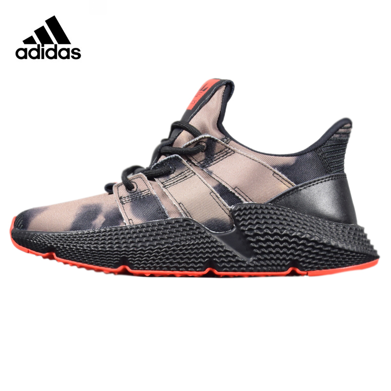 Adidas Climacool Originals Prophere Men's Running Shoes, Black, Breathable Shock-absorbing Lightweight Impact Resistant DB1982