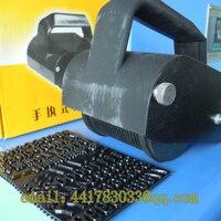 Precio SZ-01 de impresión de rodillo portátil de cartón de impresión de gran carácter impresora de tinta máquina de impresión
