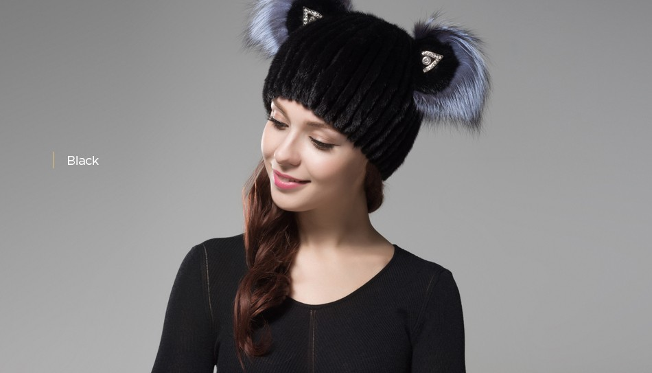 cat ear hat female winter PCM020 (24)