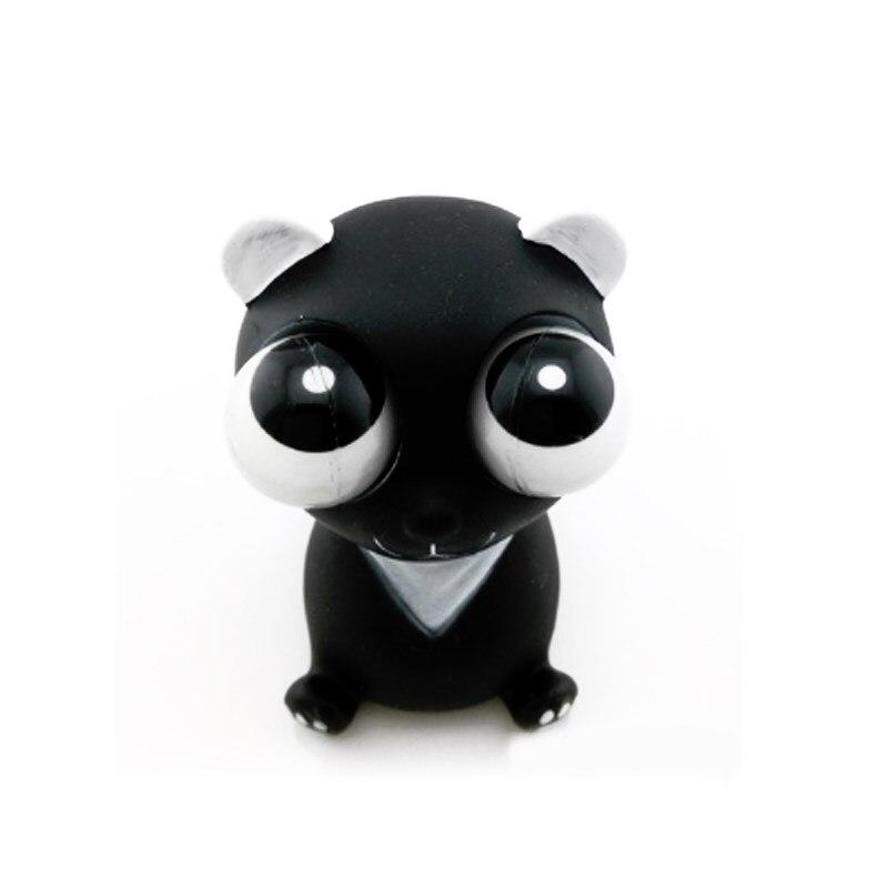 1 Pc Winking Doll nouveauté Antistress Panda Anime ours modèle truc Gags pratique blagues jouets cligno yeux terne décompression jeux