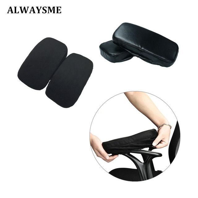 ALWAYSME 1PCS Memory Foam Chair Armrest Pad Comfy Office Home Desk on transitional desk chair, black chair, comfy rug, comfy furniture, comfy futon, best ergonomic desk chair, very comfortable chair, comfy recliner, huge chair, comfy stools, comfy chairs for teens, comfy bench, work chair, overstuffed wingback chair, world's most expensive chair, super comfortable chair, plastic rolling chair, confortable chair, expensive ergonomic desk chair, comfy floor chairs,