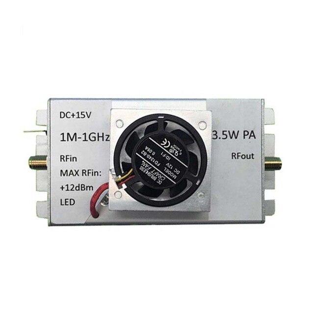 1 M 1000 MHz 3,5 W Verstärker HF FM VHF UHF FM Transmitter Breitband RF Verstärker