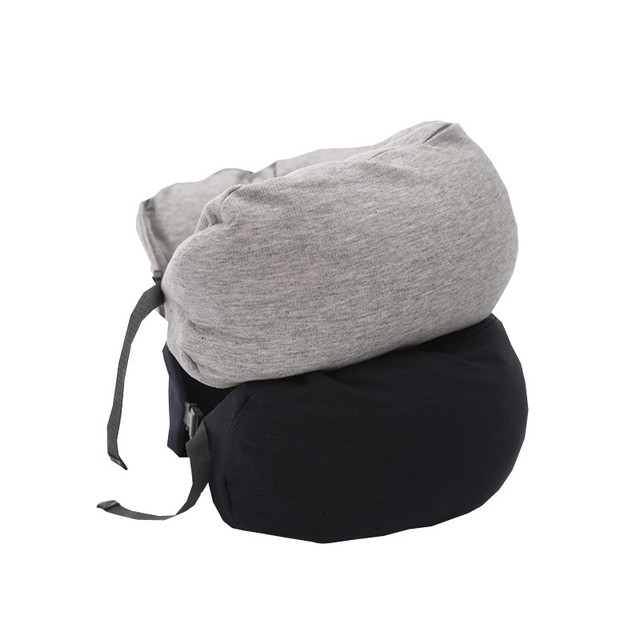 Multi-functional U-shape Travel Pillow – Business Trip Travel Essentials
