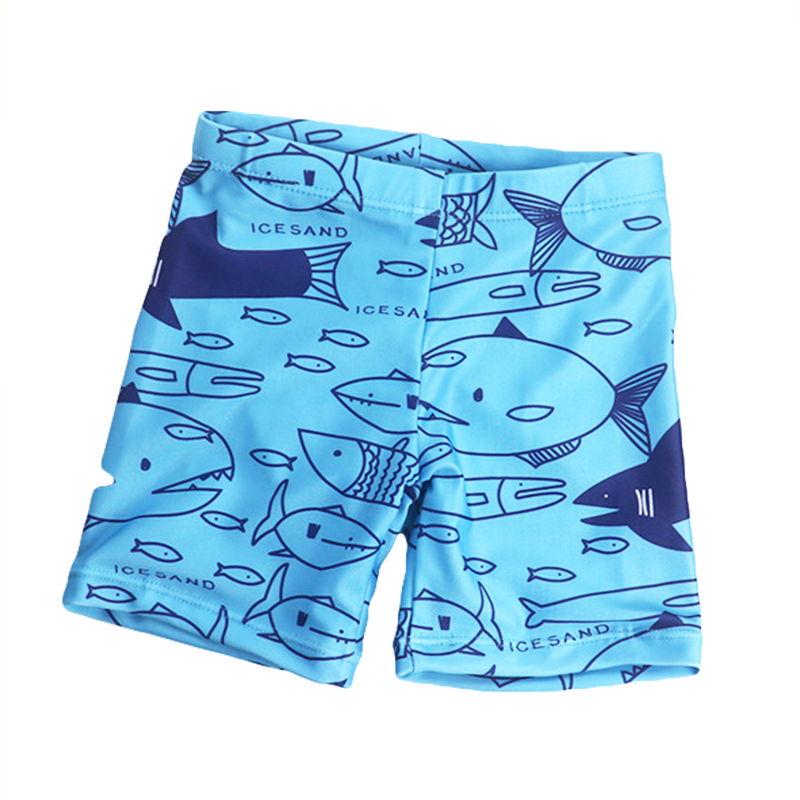 New 2019 Boys Swimming Trunks Animal Style Children's Swimwear Boys Summer Swimwear 2019 Swim Trunks CZ929